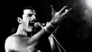Freddie Mercury…..The Greatest Ever Performer