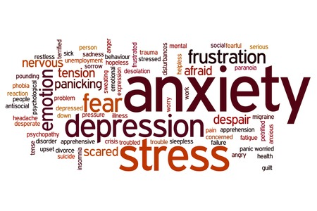 Living With….Generalised Anxiety Disorder (GAD)