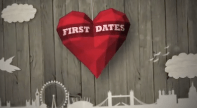 I Really Rate……First Dates