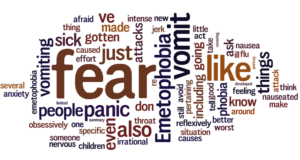 Living With…..Emetophobia