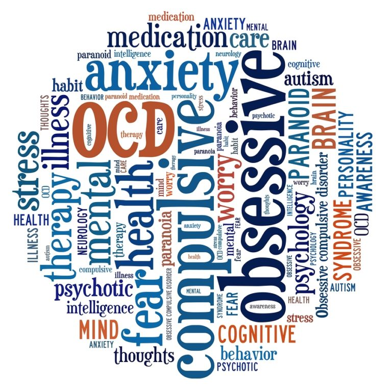 Living With….Obsessive Compulsive Disorder (OCD)