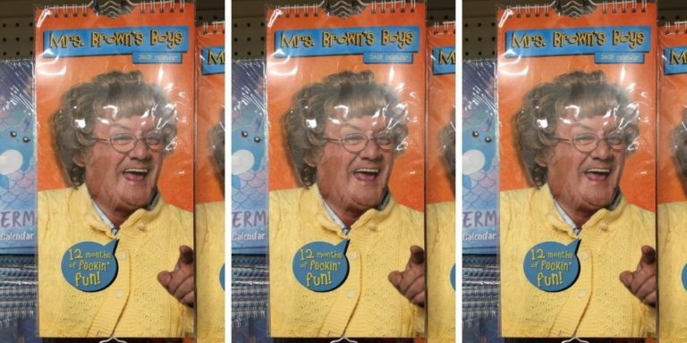Read more about the article Mrs Brown's Boys Is Gash